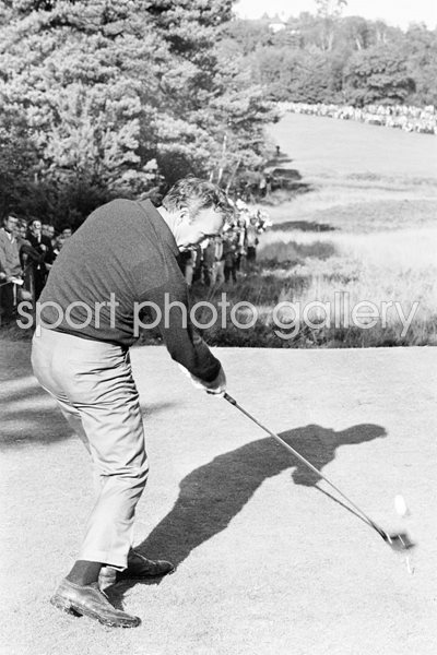 Arnold palmer world matchplay wentworth 1968