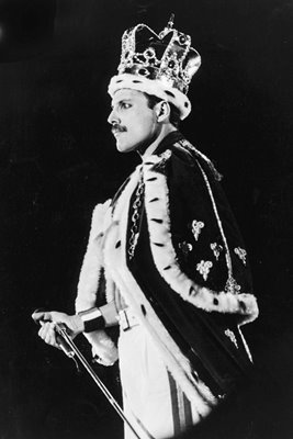 King Freddie Of Queen