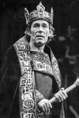 Scottish King Peter O'Toole