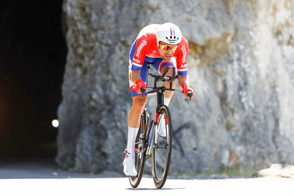 Tom Dumoulin wins Time Trial Stage 13 Tour 2016