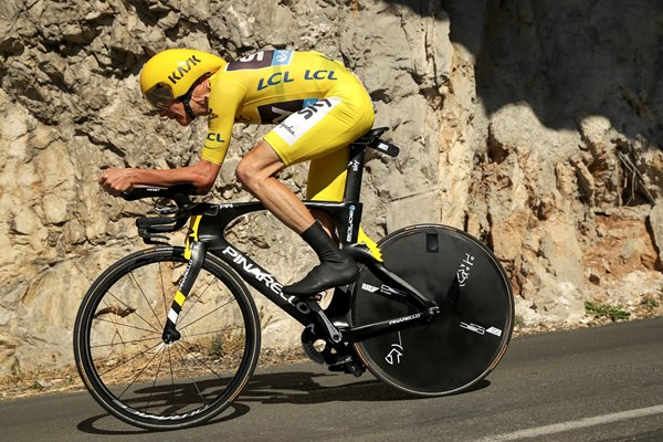 SALE Chris Froome Sky Time Trial Tour de France 2016 aca4aaa78