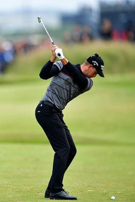 Henrik Stenson British Open Champion Troon 2016