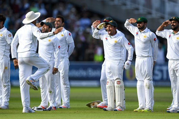 Pakistan beat England Lords Test 2016