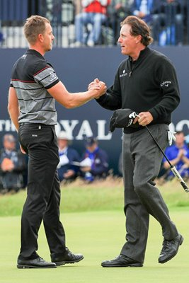 Henrik Stenson beats Phil Mickelson Open Troon 2016