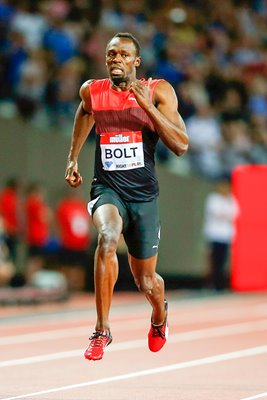 Usain Bolt London Anniversary Games 2016