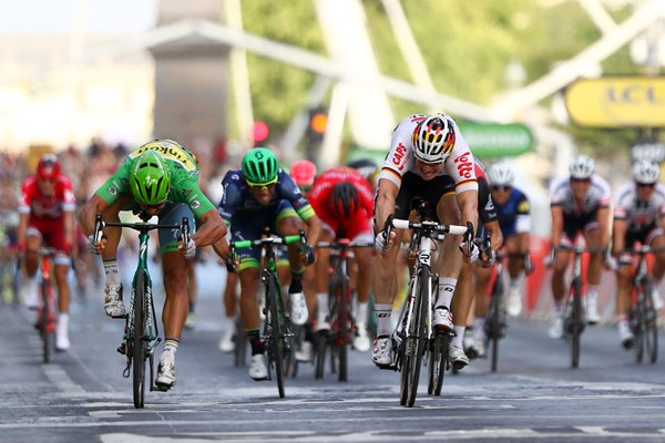 Andre Greipel Lotto & Germany wins Stage 21 Paris 2016