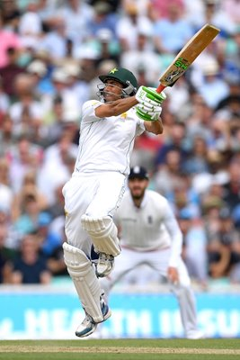 Younis Khan Pakistan v England Oval Test 2016