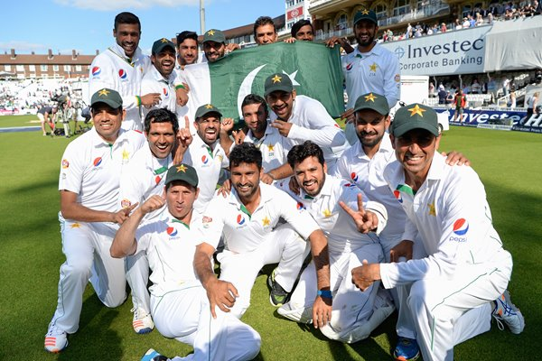 Pakistan beat England Oval Test 2016