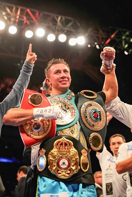 Gennady Golovkin Middleweight World Champion 2016