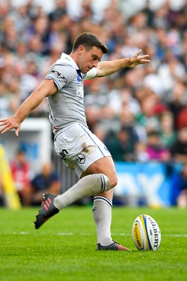 George Ford Bath v Leicester Premiership 2016