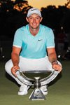 Rory McIlroy Tour & Fed Ex Cup Champion 2016 Prints