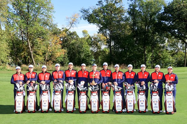 2016 USA Ryder Cup Team Hazeltine