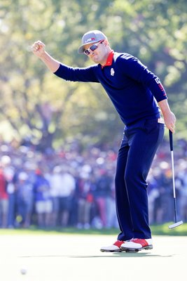Zach Johnson USA 2016 Ryder Cup Hazeltine