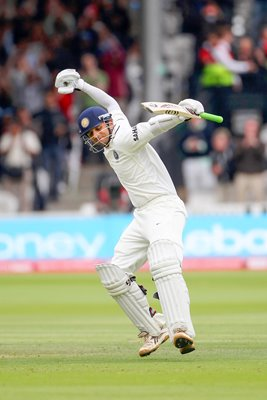 Rahul Dravid India Lord's 2011