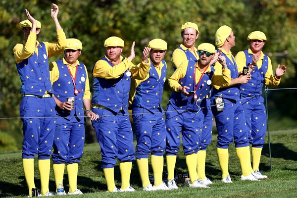 Guardians of the Cup Europe Fans 2016 Ryder Cup