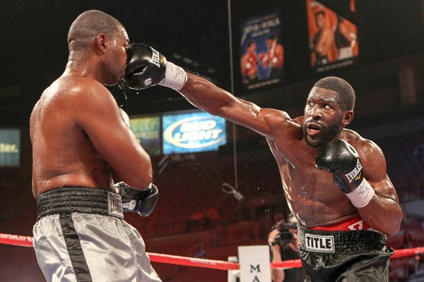 Bryant Jennings v Theron Johnson 2011