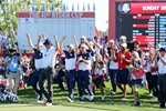 USA Regain The Ryder Cup Hazeltine 2016 Prints