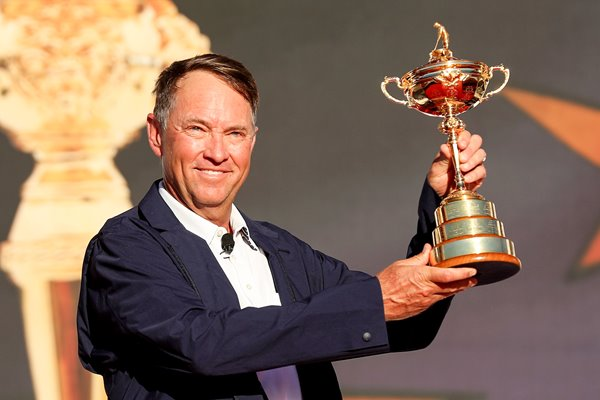 2016 Davis Love USA Winning Ryder Cup Captain