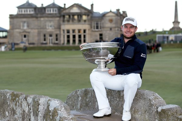 Tyrrell Hatton Dunhill Links Champion St Andrews 2016