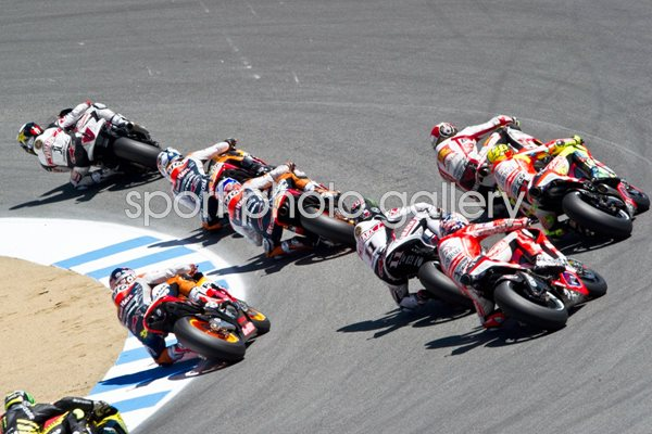 Jorge Lorenzo Red Bull US Moto GP 2011