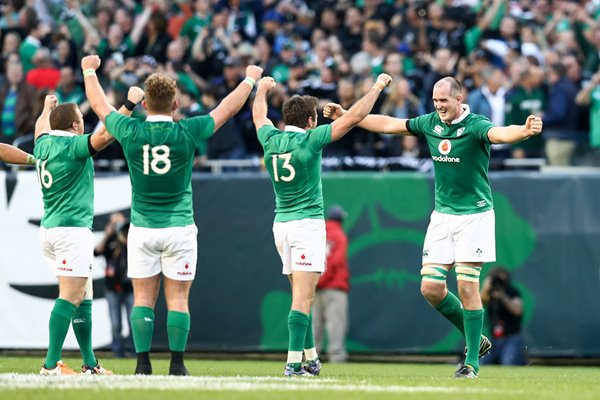 Ireland First Win v New Zealand Chicago 2016