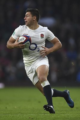 Ben Youngs England v South Africa Twickenham 2016
