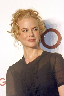 Nicole Kidman Visits China