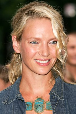 """My Super Ex-Girlfriend"" Uma Thurman"