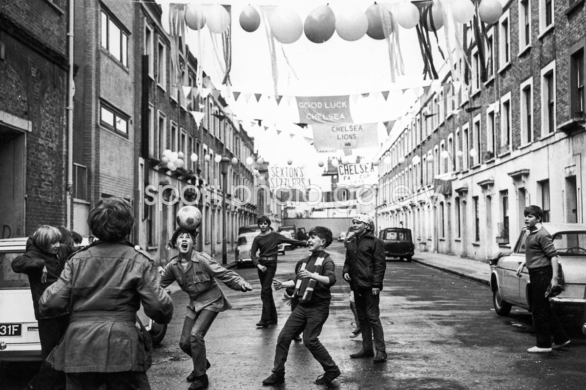 FA Cup Fever 1970