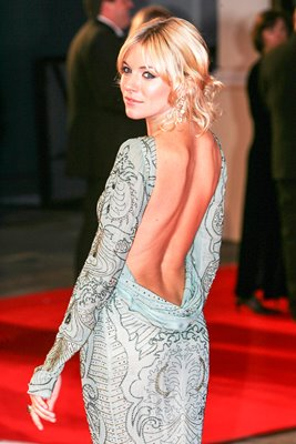 Sienna Miller at British Academy Film Awards