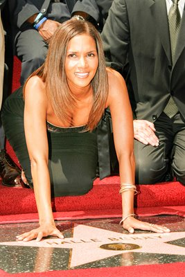 Halle Berry Hollywood Walk Of Fame