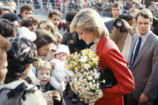 Diana In Brixton 1983