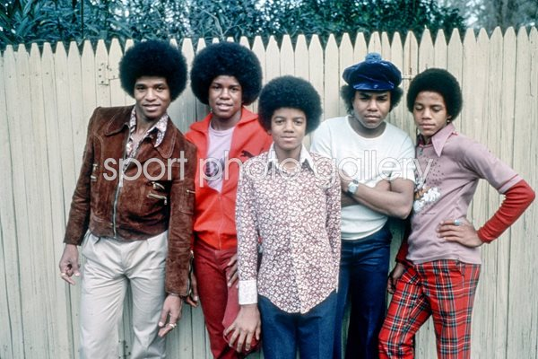 Michael and The Jackson Five