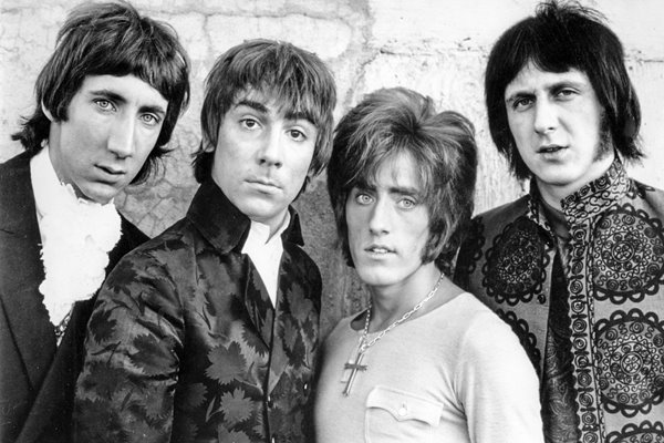 "Rock Group ""The Who"" 1965"