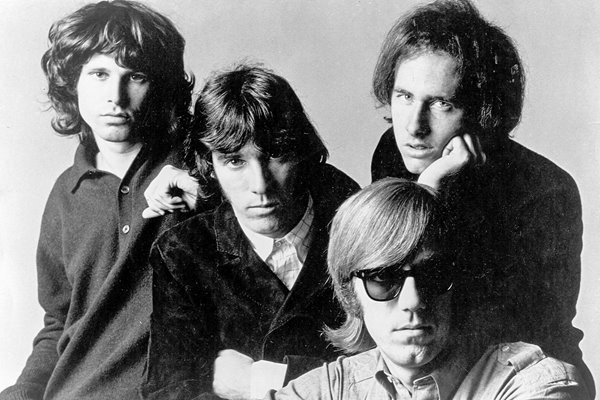 The Doors studio shoot