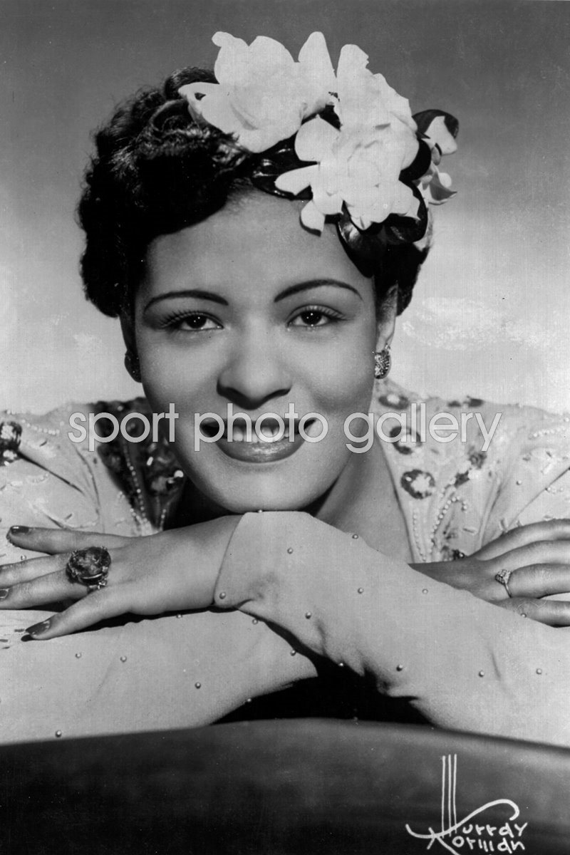 Photo of Billie Holiday