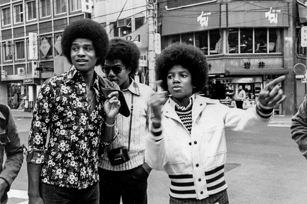 Jackson 5 out and about