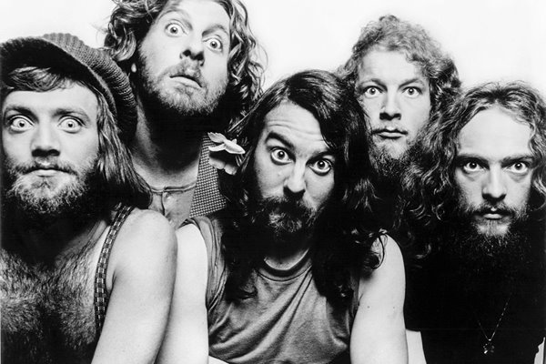 Photo of Jethro Tull