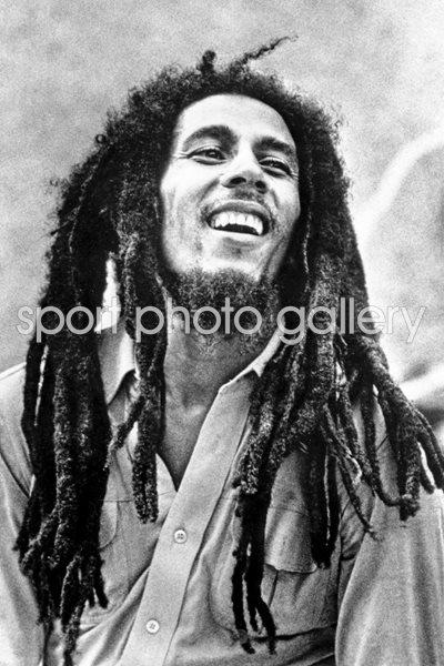 Bob Marley Classic Portrait