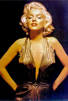 Marilyn Monroe Screen Goddess