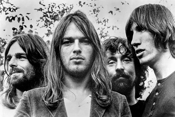 Pink Floyd Group portrait