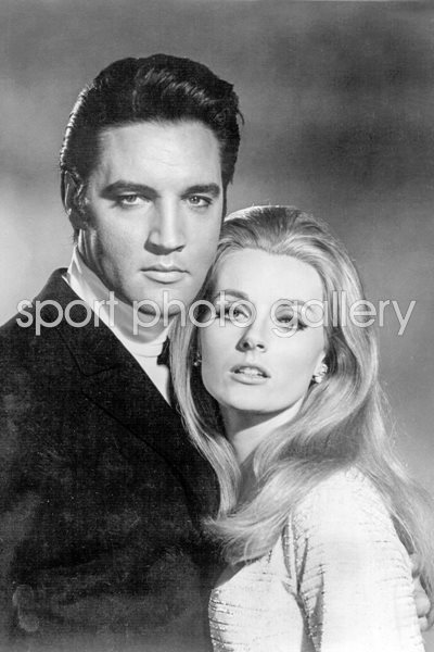 Elvis Presley and co star