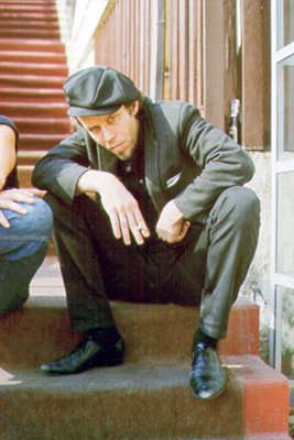Tom Waits Portrait
