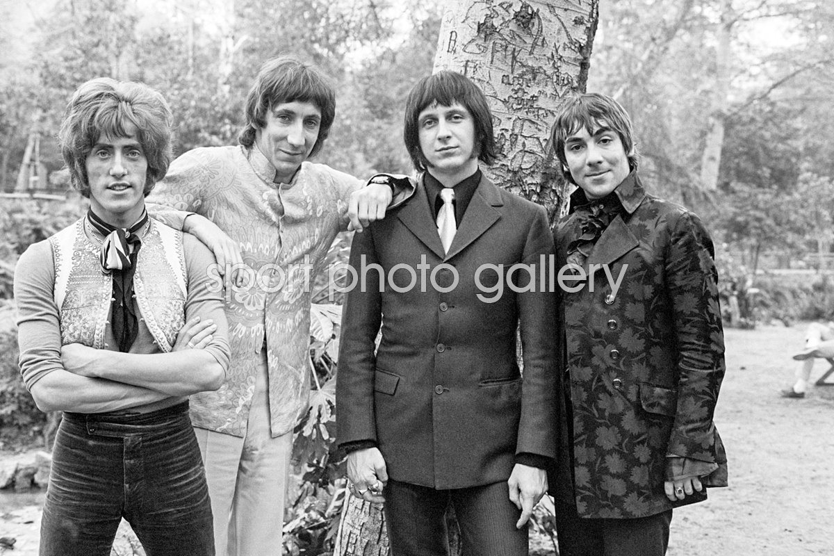 The Who -  Los Angeles 1968