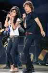 Mick Jagger and Amy Winehouse perform together Prints
