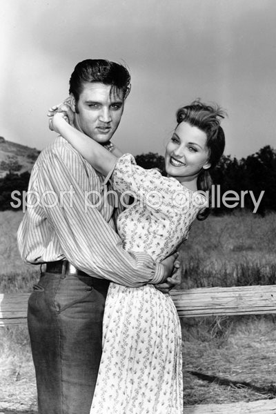 Elvis Presley with co star in