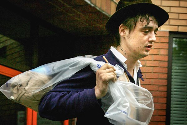 Pete Doherty Arrested Over Alleged Drug Possession