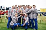 USA Ryder Cup Team Walton Heath 1981 Prints