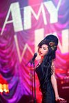 Amy Winehouse Performs For Grammy's 2008 Prints