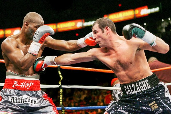Bernard Hopkins v Joe Calzaghe